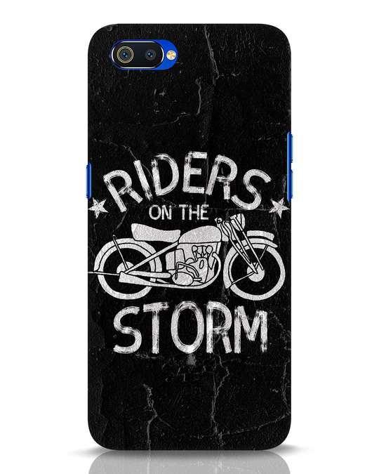 Shop Storm Rider Realme C2 Mobile Cover-Front