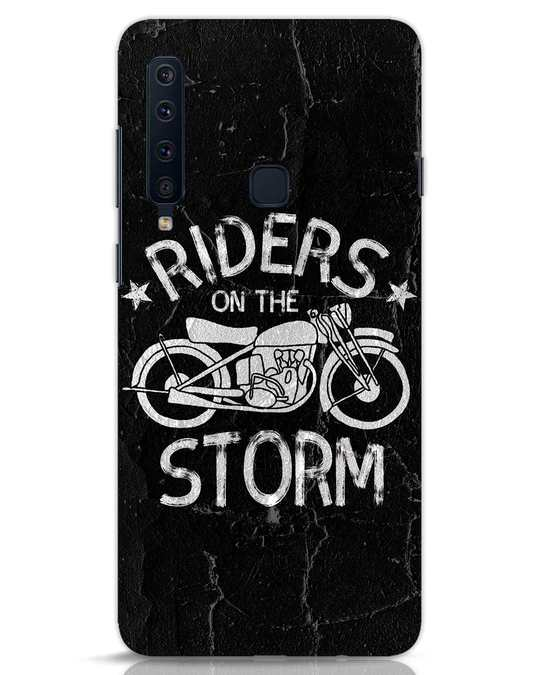 Shop Storm Rider Samsung Galaxy A9 2018 Mobile Cover-Front