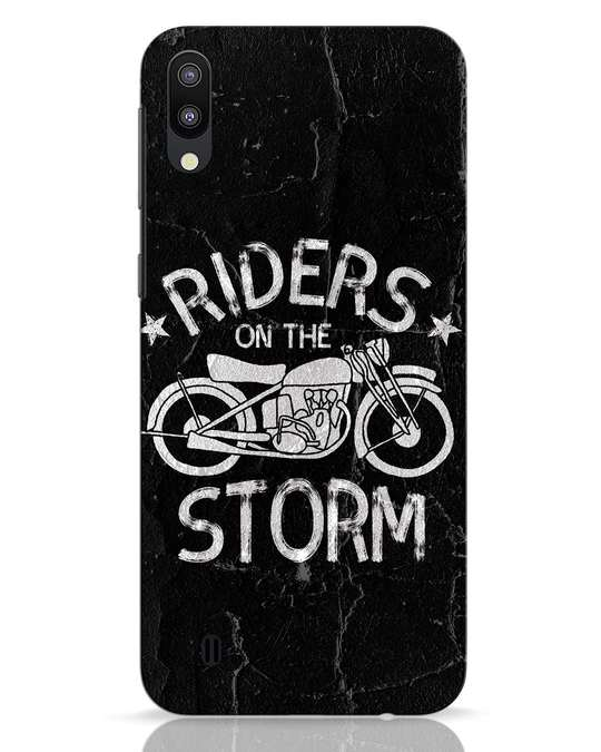 Shop Storm Rider Samsung Galaxy M10 Mobile Cover-Front