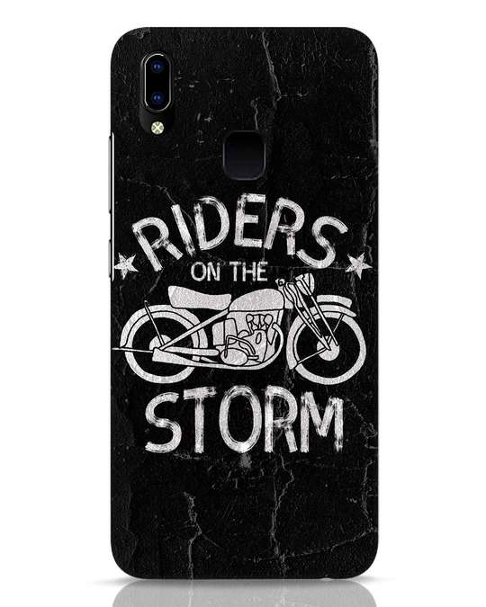 Shop Storm Rider Vivo Y93 Mobile Cover-Front