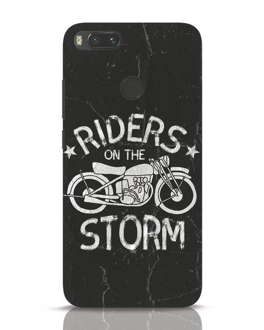 Shop Storm Rider Xiaomi Mi A1 Mobile Cover-Front