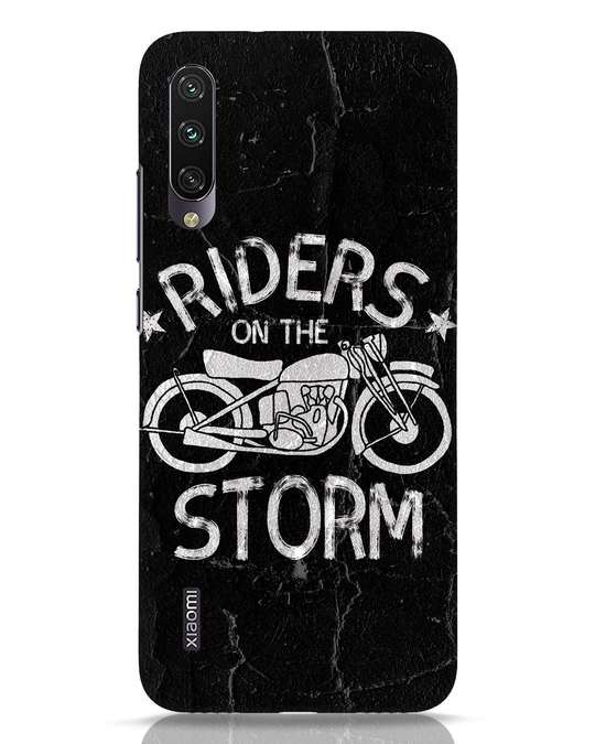 Shop Storm Rider Xiaomi Mi A3 Mobile Cover-Front
