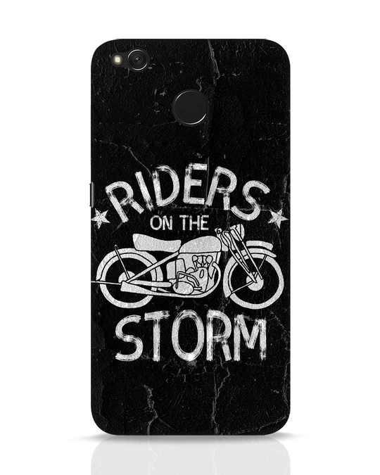 Shop Storm Rider Xiaomi Redmi 4 Mobile Cover-Front