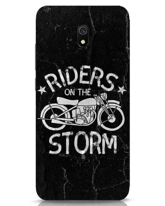 Shop Storm Rider Xiaomi Redmi 8A Mobile Cover-Front