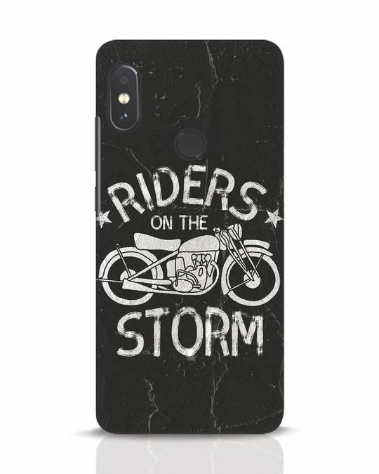 Shop Storm Rider Xiaomi Redmi Note 5 Pro Mobile Cover-Front