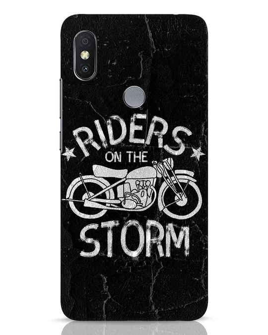 Shop Storm Rider Xiaomi Redmi Y2 Mobile Cover-Front