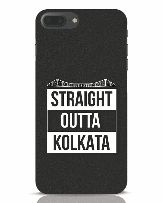 Shop Straight Outta Bengal iPhone 7 Plus Mobile Cover-Front