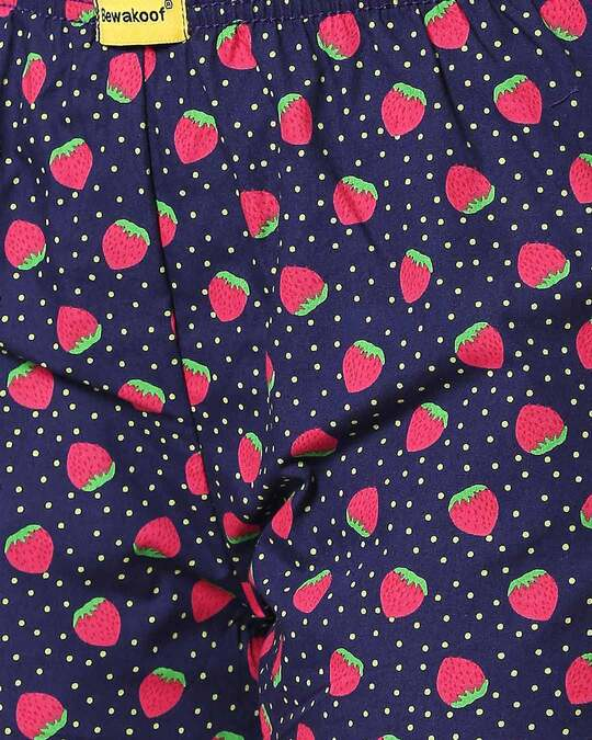 Shop Strawberry Pattern All Over Printed Boxer