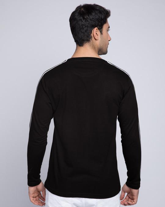 Shop Street Creed Full Sleeve Side Panel T-Shirt-Full
