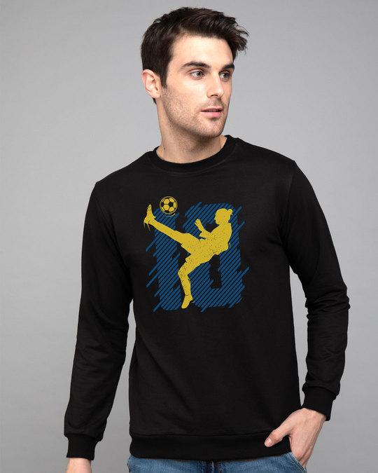 Shop Striker10 Fleece Light Sweatshirt-Front
