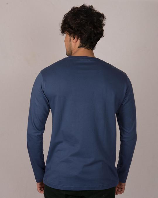 Shop Striker10 Full Sleeve T-Shirt-Back