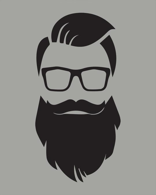 Shop Beard Man Vest-Full