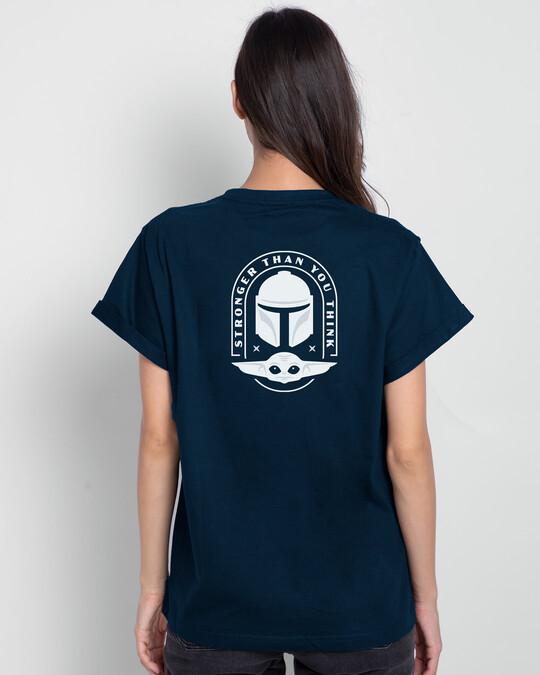 Shop Strong Duo  Boyfriend T-Shirts-Design