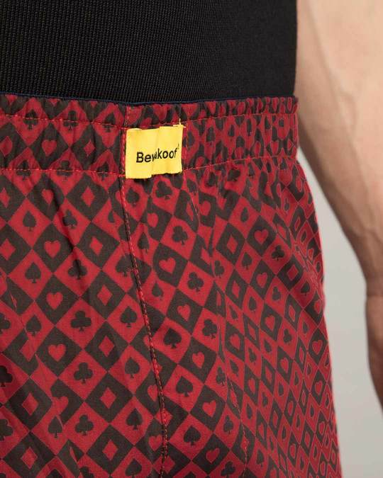 Shop Suits Harlequin All Over Printed Boxer