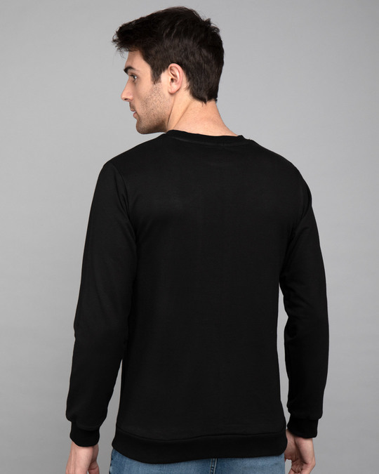 Shop Sukoon Fleece Light Sweatshirt-Back