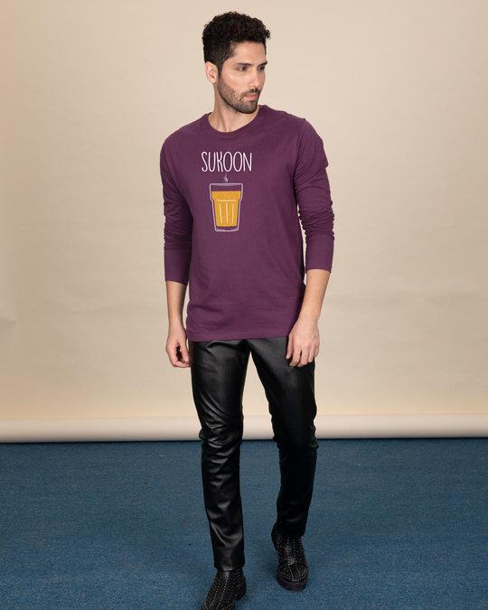 Shop Sukoon Full Sleeve T-Shirt-Design