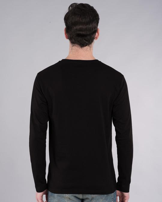 Shop Sukoon Full Sleeve T-Shirt-Back