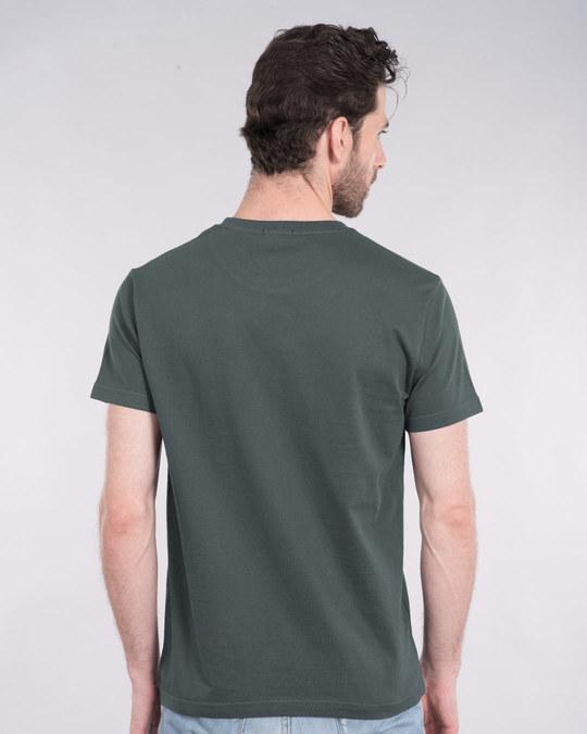 Shop Sukoon Half Sleeve T-Shirt-Back