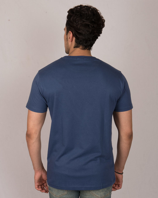 Shop Sukoon Half Sleeve T-Shirt-Back