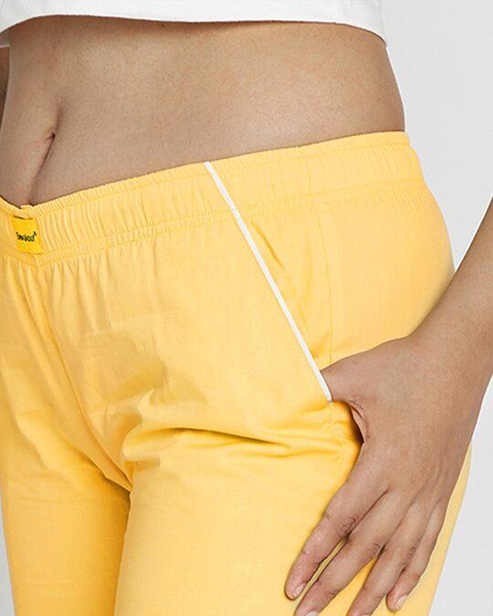 Shop Happy Yellow Pyjama