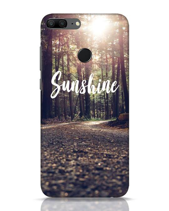 Shop Sunshine Huawei Honor 9 Lite Mobile Cover-Front