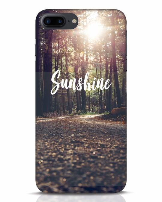 Shop Sunshine iPhone 7 Plus Mobile Cover-Front