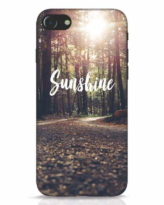 Shop Sunshine iPhone 8 Mobile Cover-Front