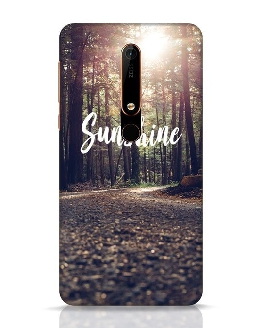 Shop Sunshine Nokia 6.1 Mobile Cover-Front