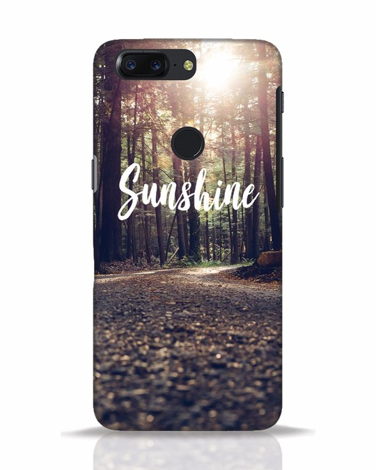 Shop Sunshine OnePlus 5T Mobile Cover-Front