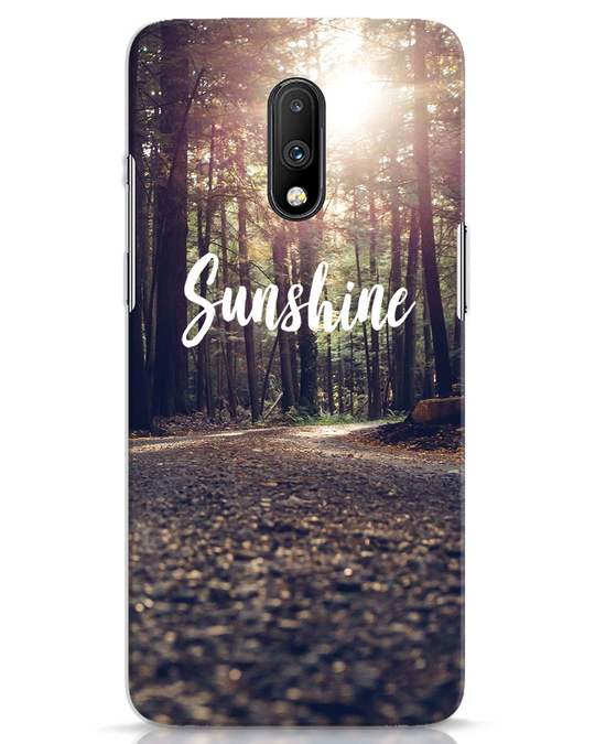 Shop Sunshine OnePlus 7 Mobile Cover-Front