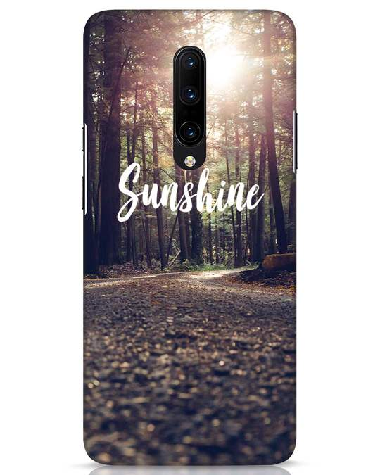 Shop Sunshine OnePlus 7 Pro Mobile Cover-Front