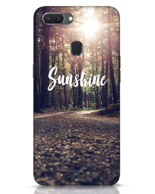 Shop Sunshine Realme 2 Mobile Cover-Front