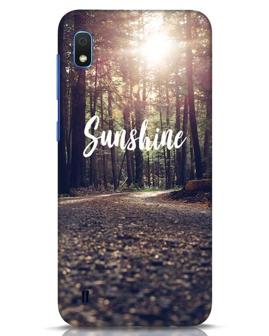 Shop Sunshine Samsung Galaxy A10 Mobile Cover-Front