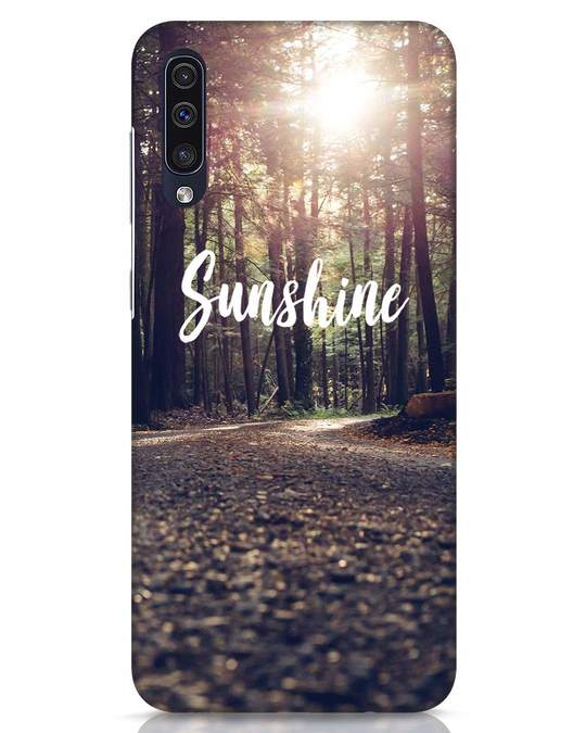 Shop Sunshine Samsung Galaxy A50 Mobile Cover-Front