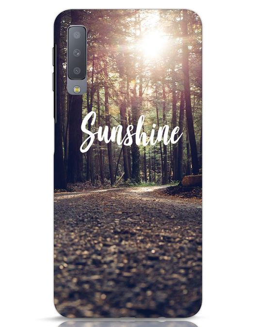 Shop Sunshine Samsung Galaxy A7 Mobile Cover-Front