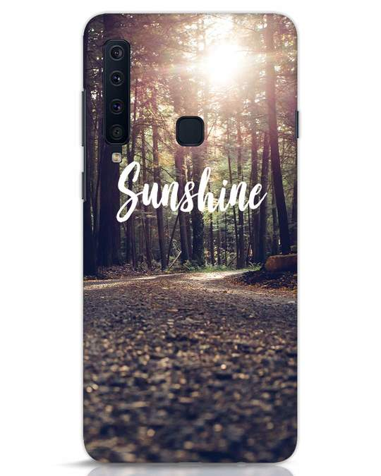 Shop Sunshine Samsung Galaxy A9 2018 Mobile Cover-Front