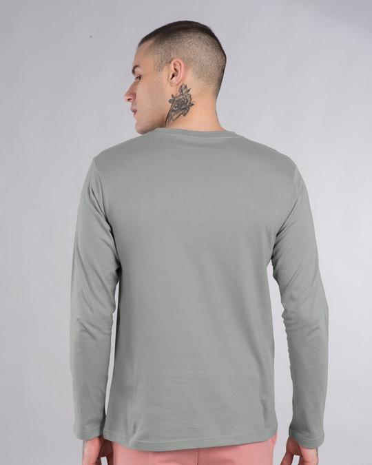 Shop Super Bunny Full Sleeve T-Shirt (LTL)-Back