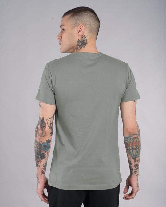 Shop Super Bunny Half Sleeve T-Shirt (LTL)-Back
