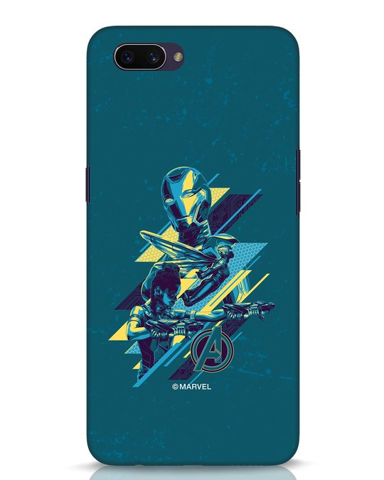 Shop Super Ladies Oppo A3S Mobile Cover (AVL)-Front