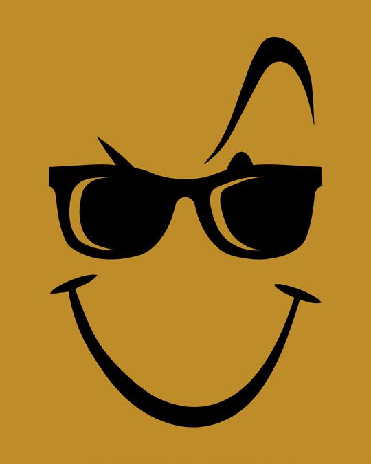 Shop Super Swag Smile Sweatshirt