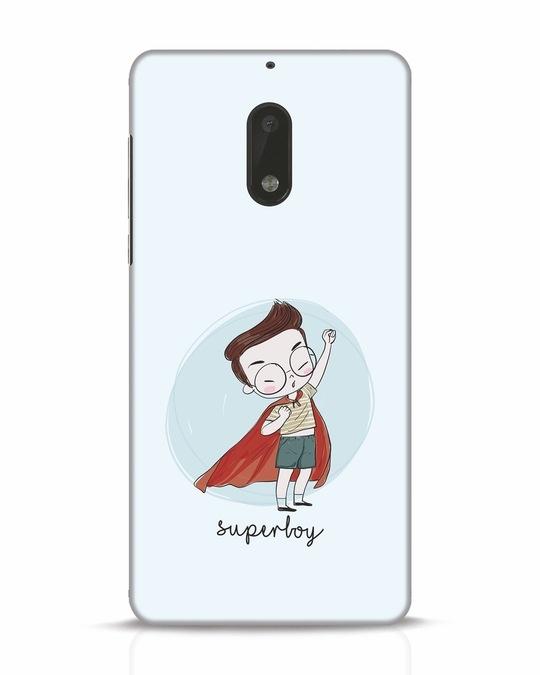 Shop Superboy Nokia 6 Mobile Cover-Front