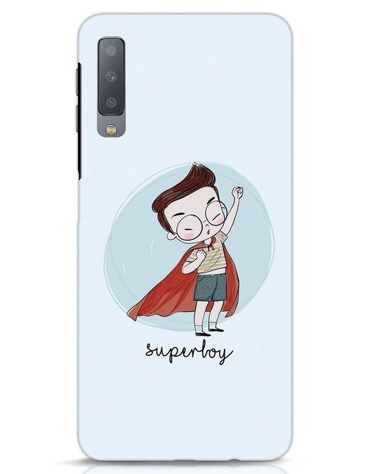 Shop Superboy Samsung Galaxy A7 Mobile Cover-Front