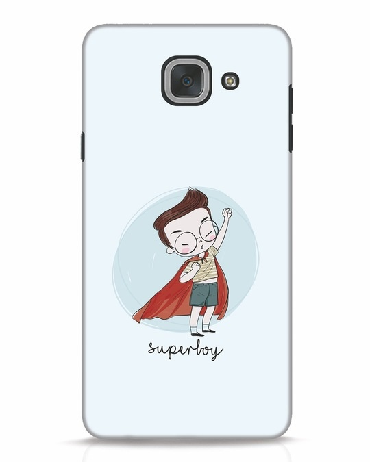Shop Superboy Samsung Galaxy J7 Max Mobile Cover-Front