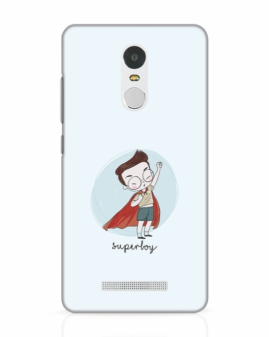 Shop Superboy Xiaomi Redmi Note 3 Mobile Cover-Front