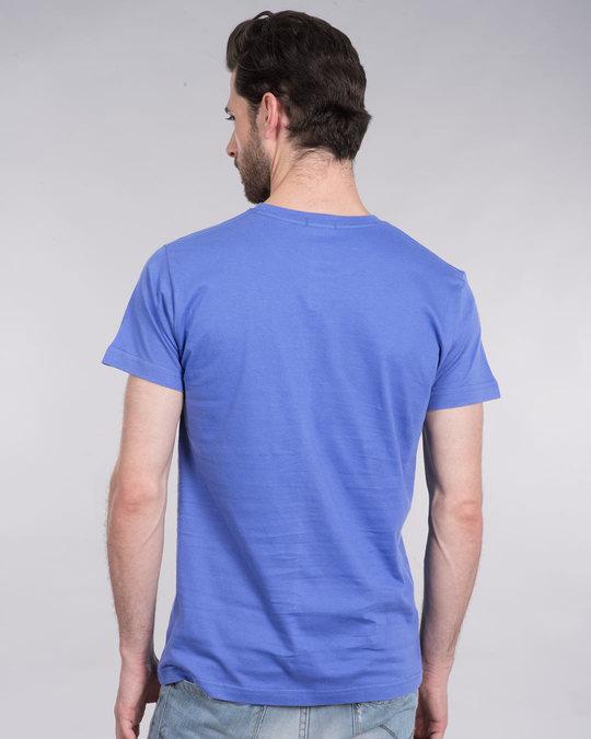 Shop Superman Break The Wall Half Sleeve T-Shirt (SML)-Design