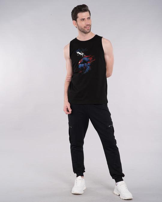 Shop Superman Colors Vest (SL)-Full