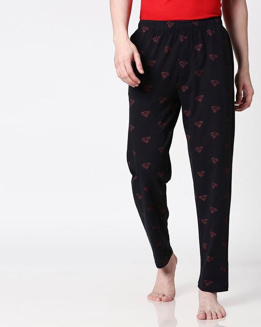 Shop Superman minimal (SML) AOP Pyjama-Back