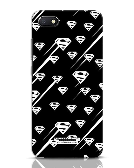 Shop Superman Streaks Xiaomi Redmi 6A Mobile Cover (SL)-Front
