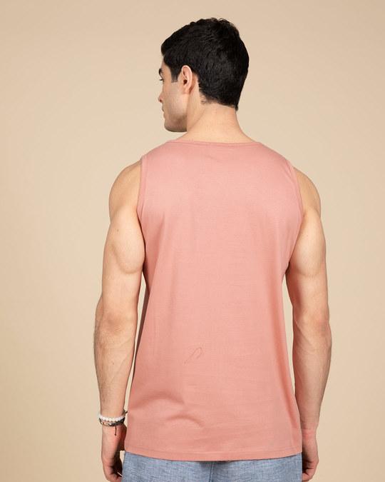 Shop Surprised Pluto Vest (DL)-Back