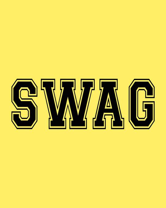 Shop Swag Jersey Color Block T-Shirt